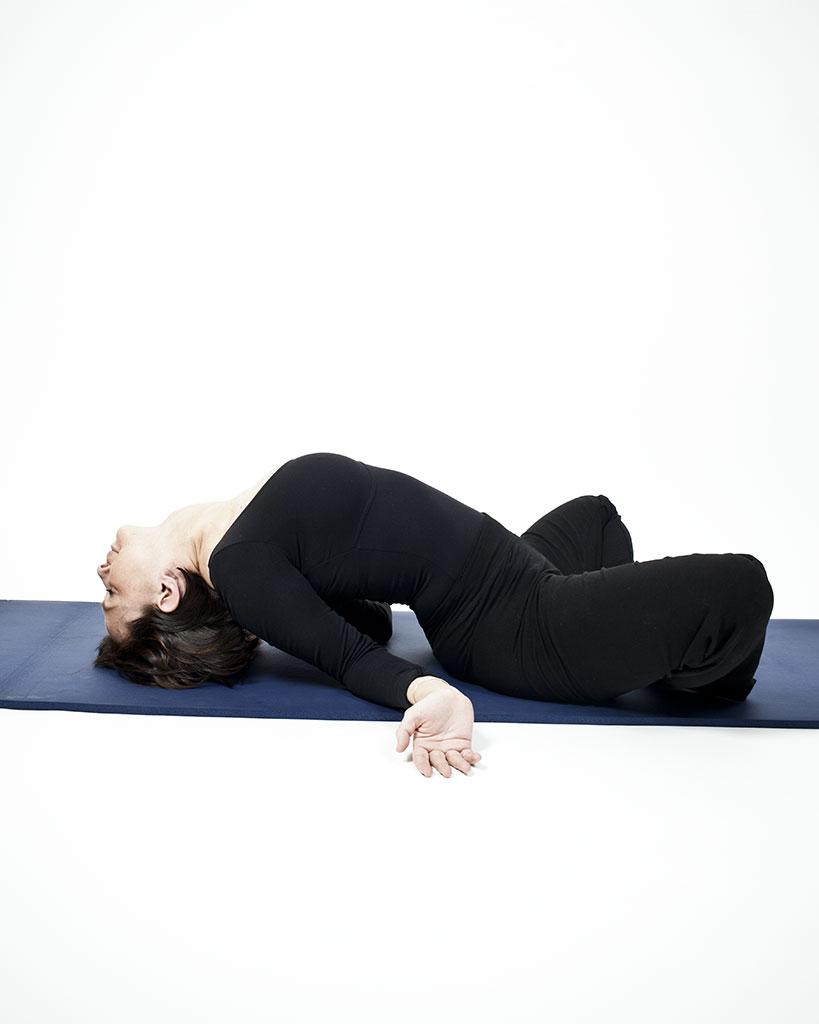 Yoga Solidaire à la Petite Rockette 2