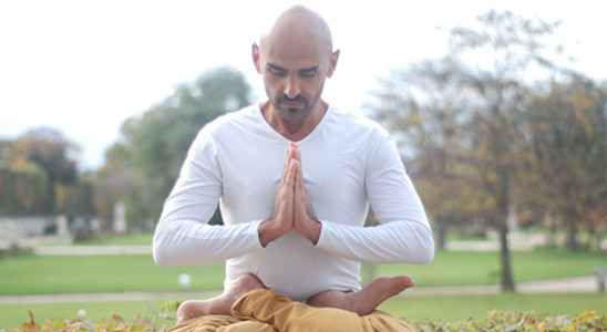 hatha yoga à la Petite Rockette
