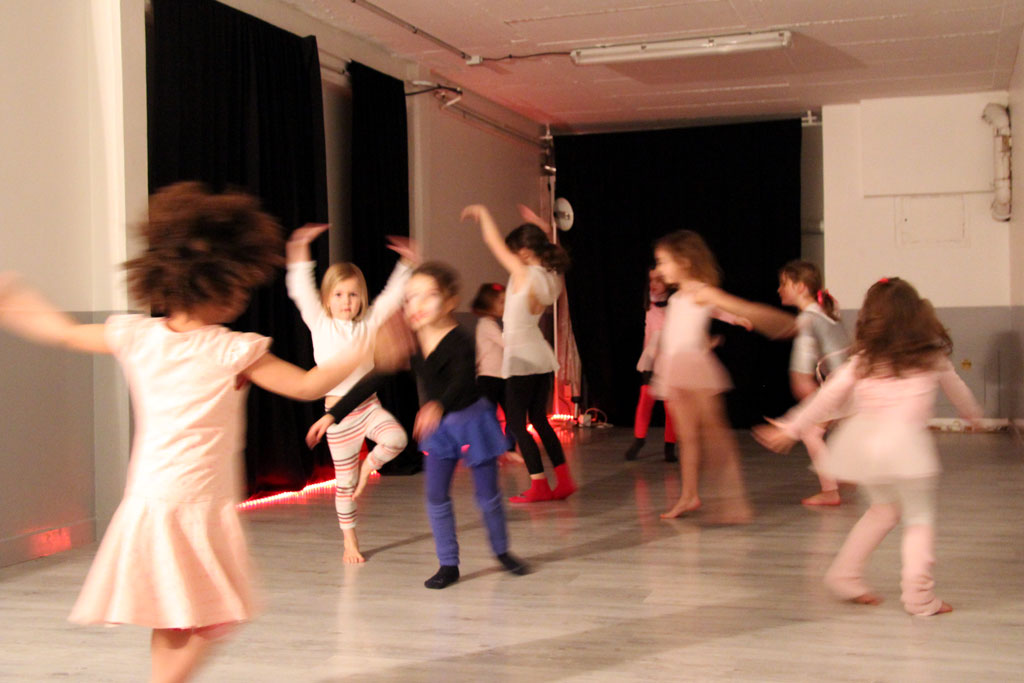 portes danse contemporaine