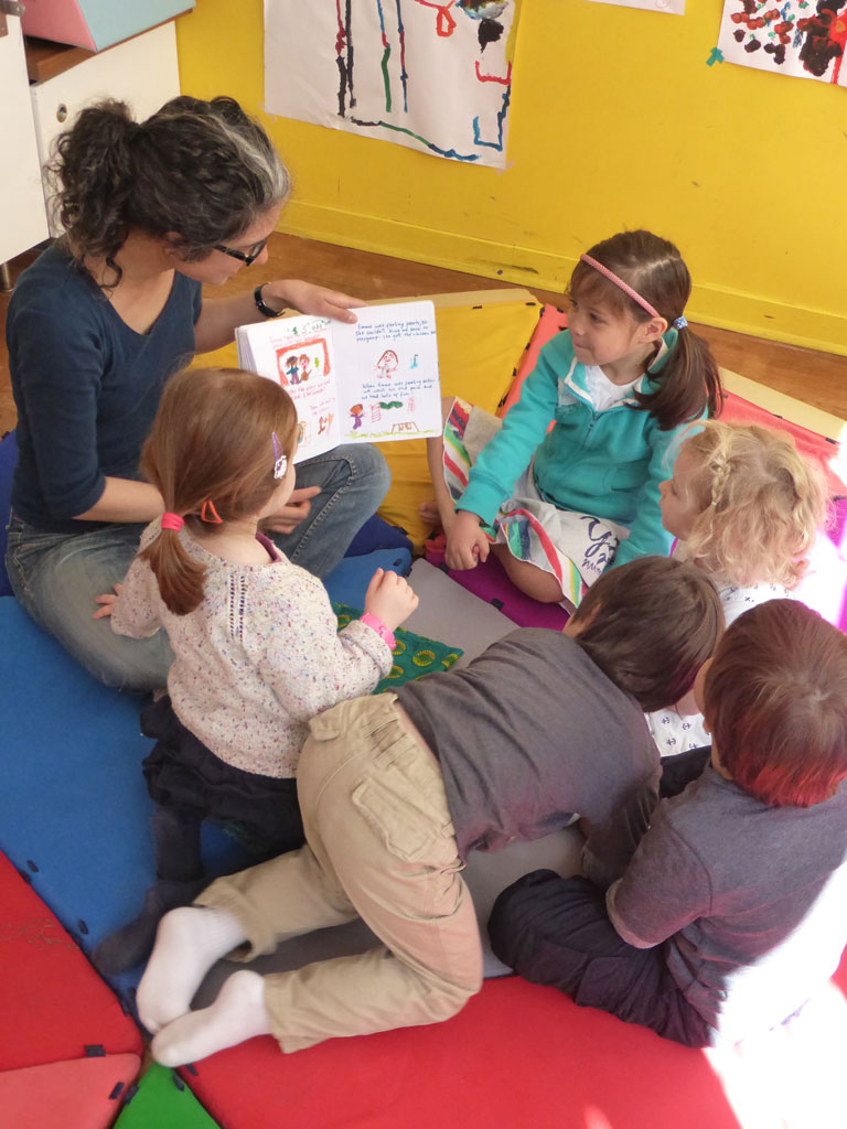 DULALA Allemand 3-6 ans @ Salle polyvalente 2