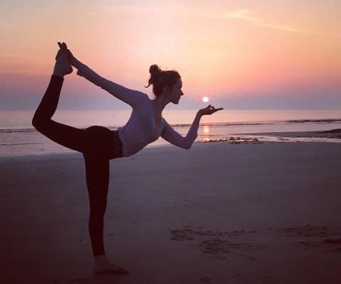 vinyasa yoga détente