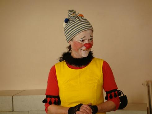 Ô Jardin des clowns « en famille » @ Salle polyvalente 1