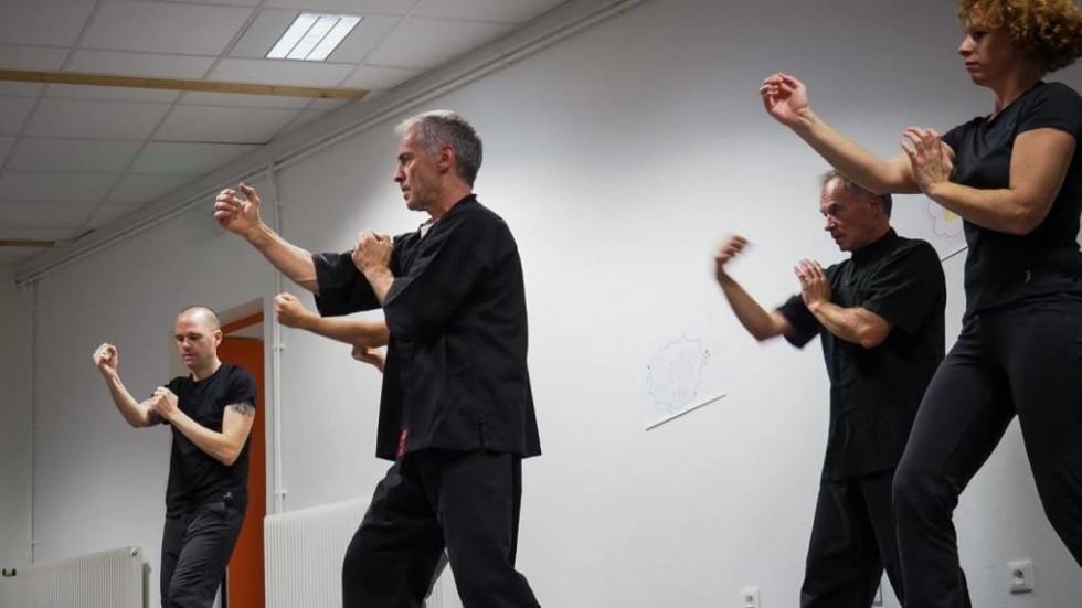 Wing Chun Kung Fu @ Salle polyvalente 1