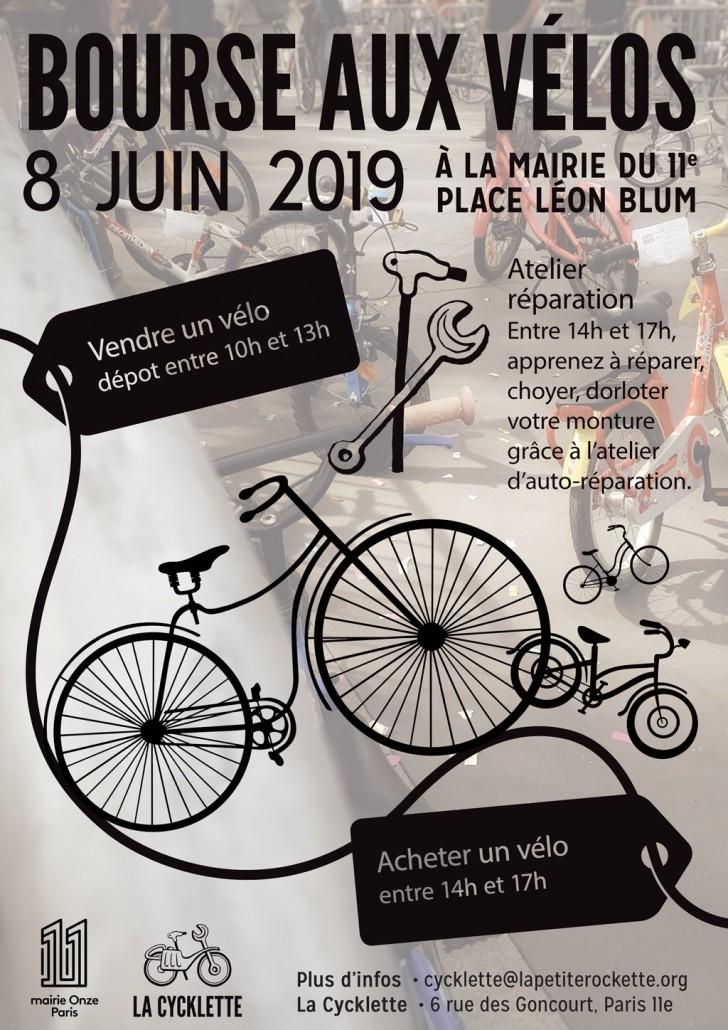 Bourse aux vélos 8 juin