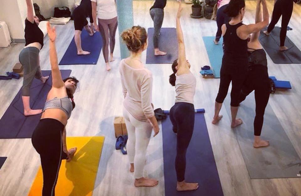 Hatha yoga celine natura chandra