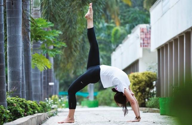 Cours de Hatha Yoga avec Véronique