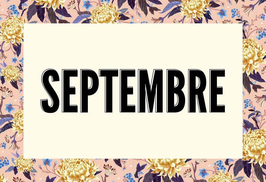 Septembre à la Trockette !