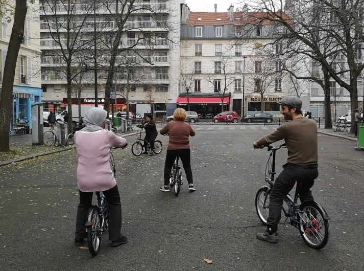 Vélo école - Niveau débutant