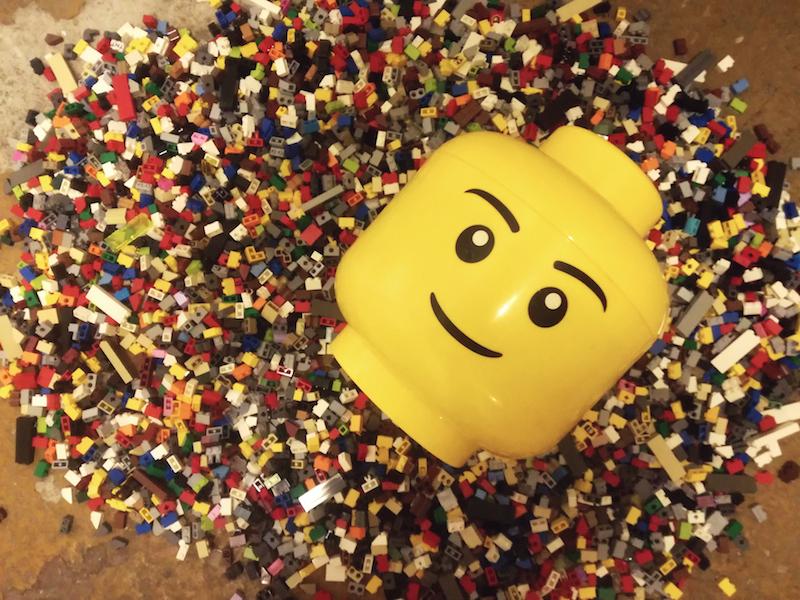 Vente exceptionnelle de Lego