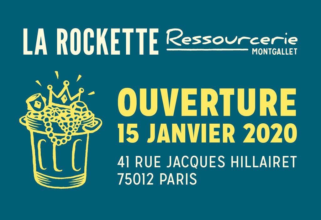 Ouverture de la Rockette Montgallet