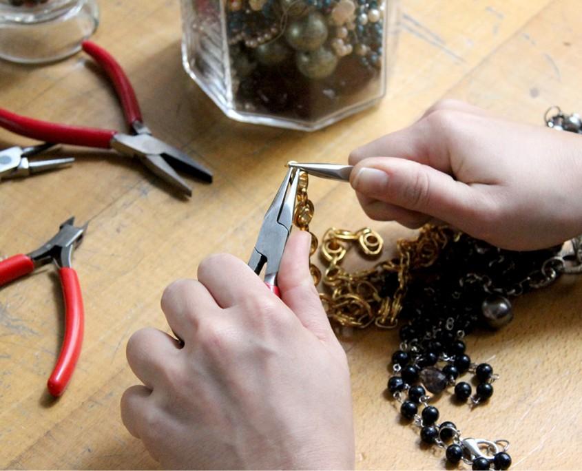 atelier création bijoux